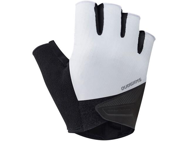 Shimano Advanced Gloves Herre white